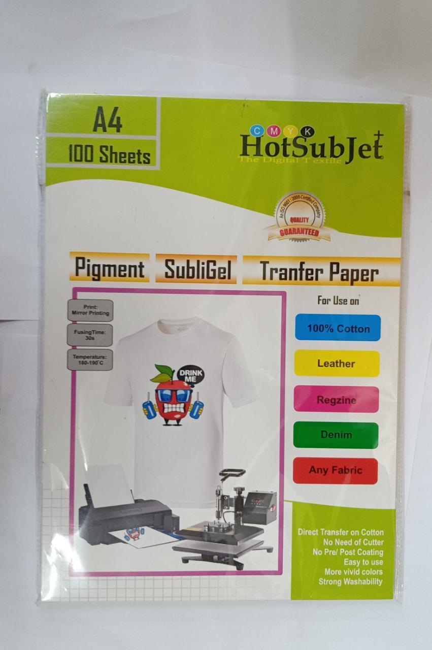 Hotsubjet Sublimation Transfer Paper