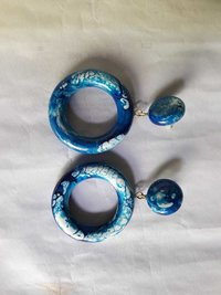 Resin Earring