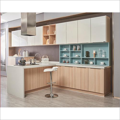 Bright Nordic Modular Kitchen