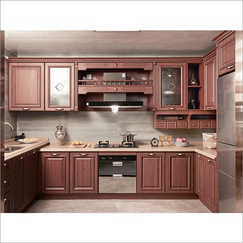 Classical Europe Modular Kitchen
