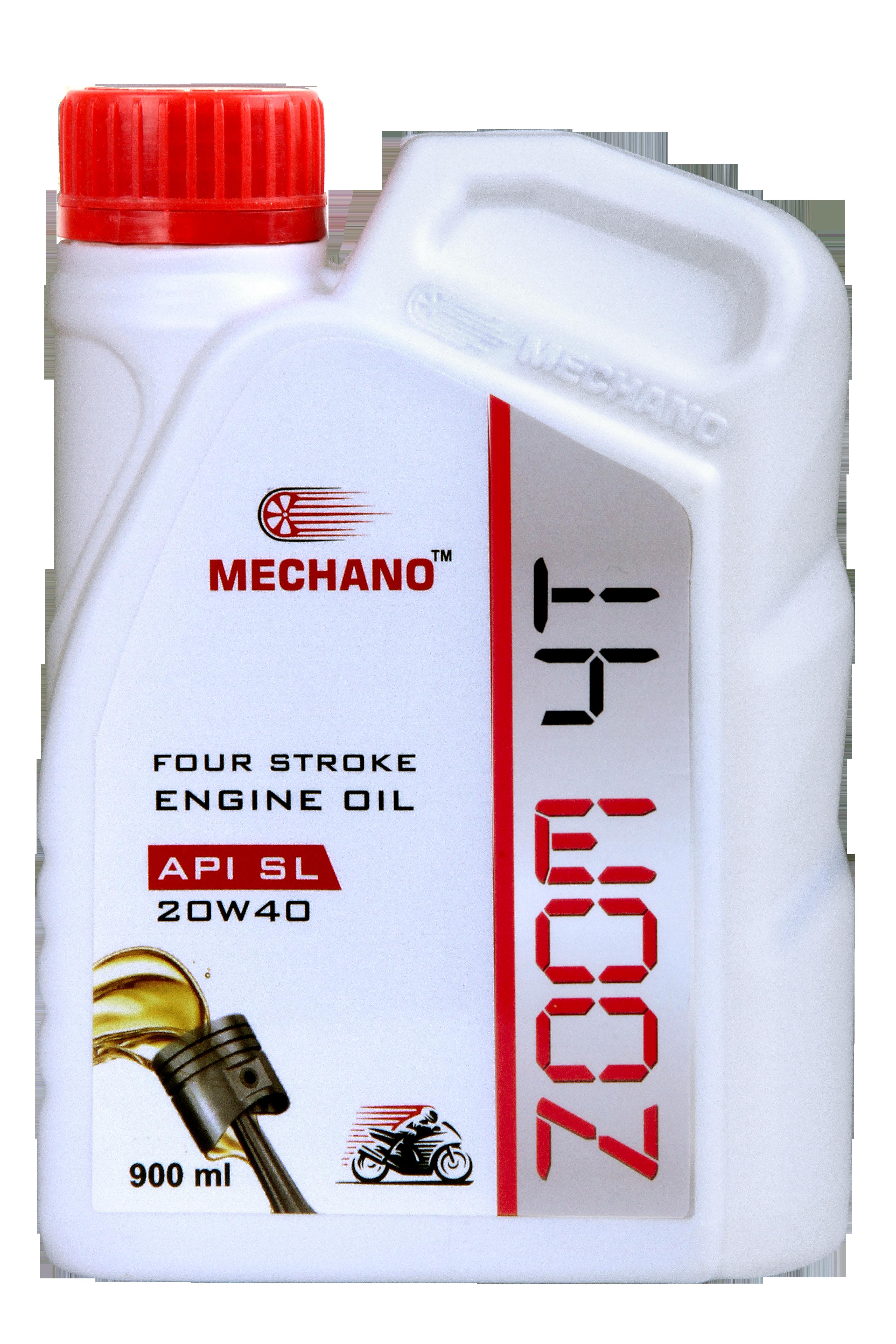 Mechano Zoom 4T 20W40 API SL