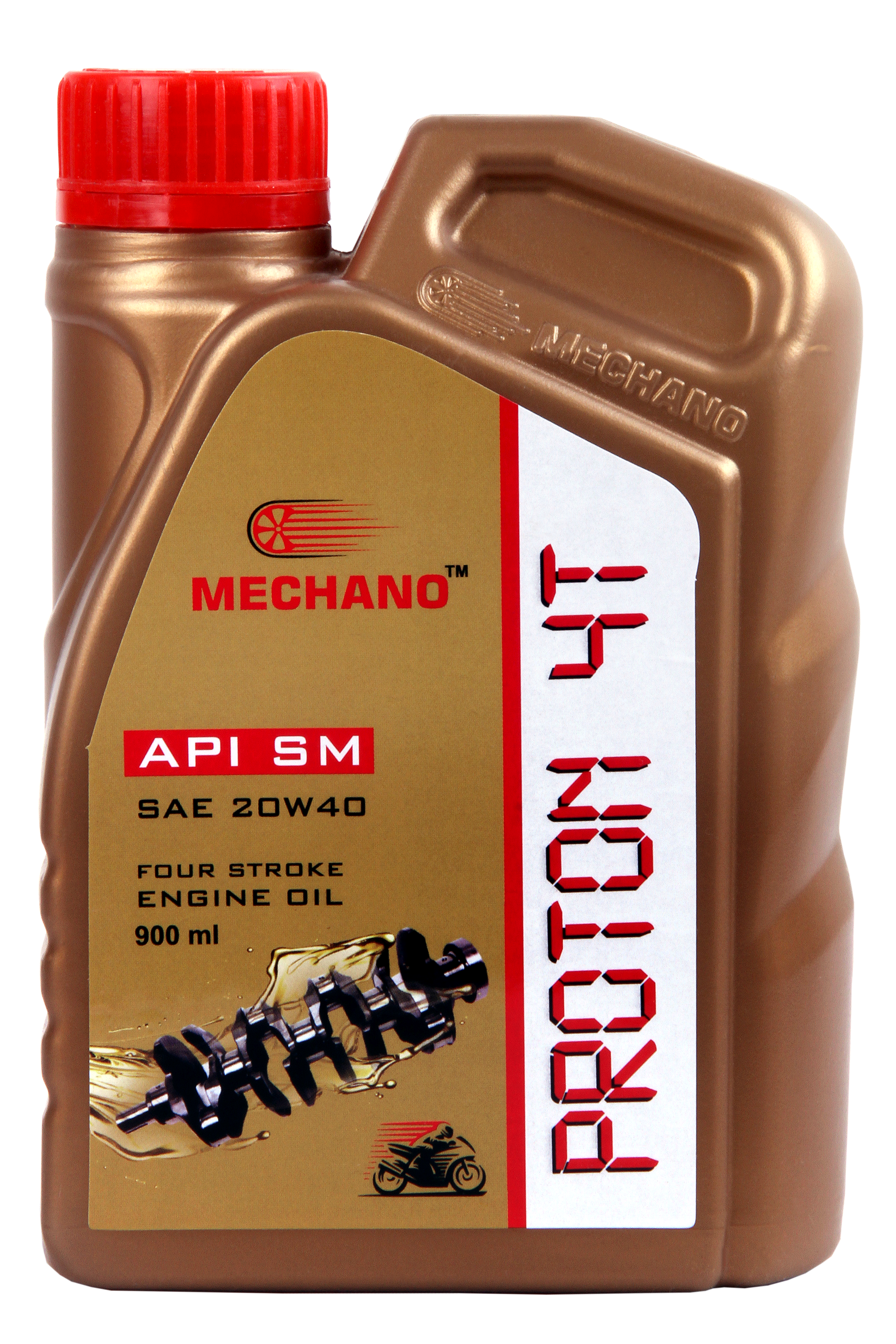 Mechano Proton 4T 20W40 API SM