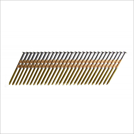 Galvanized Smooth Shank Framing Nails-0.120