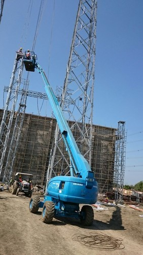 Boom Lift On Hire - Aerial Lifts Rental Service