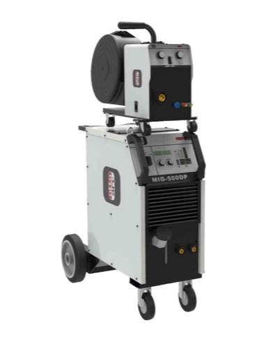 MIG-500 - Inverter MIG/MAG Welding Machines