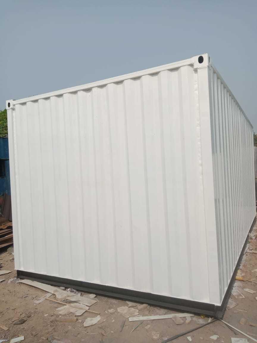 Mild Steel Office Container