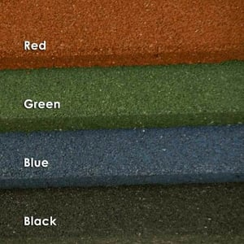 Eco-Sport 3/4-inch Interlocking Rubber Flooring Tiles