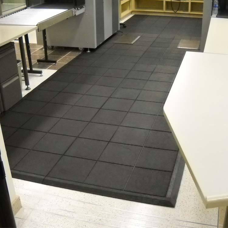 Revolution Interlocking Flooring Tiles