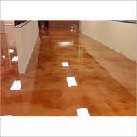 Indoor Flooring Epoxy Resin
