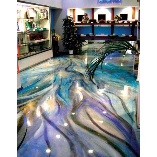 Epoxy Flooring Resin