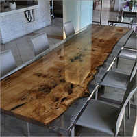 Table Top Epoxy Resin