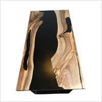 Marine Grade Epoxy Resin Table Top