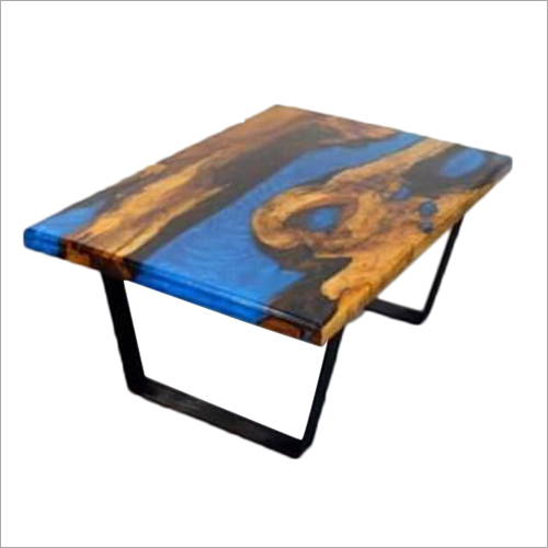 Epoxy Resin Design Center Table Top