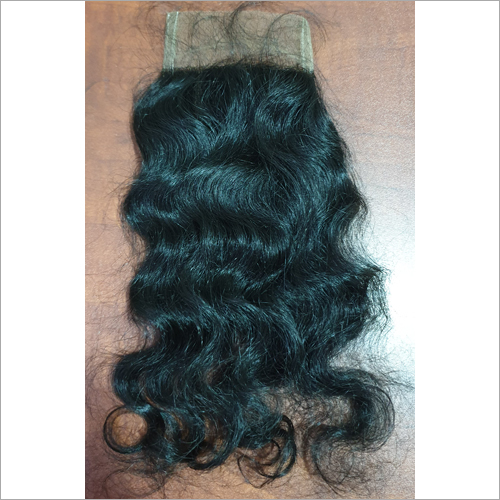 Natural Wavy Closures Hair Extensions