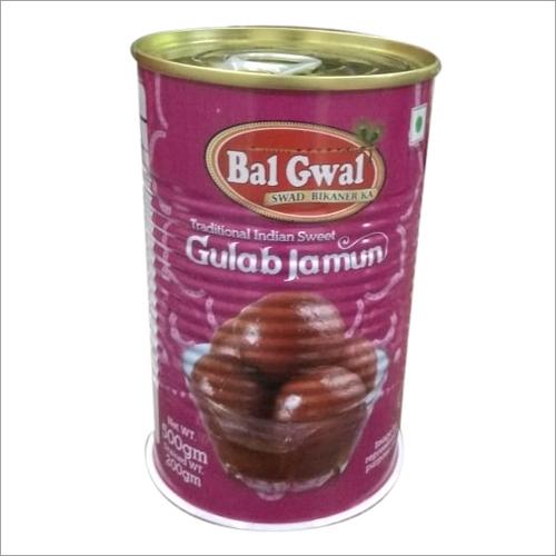 500 GM tin Gulab Jamun