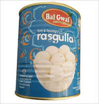 1 KG Tin Pack Soft & Spongy Rasgulla
