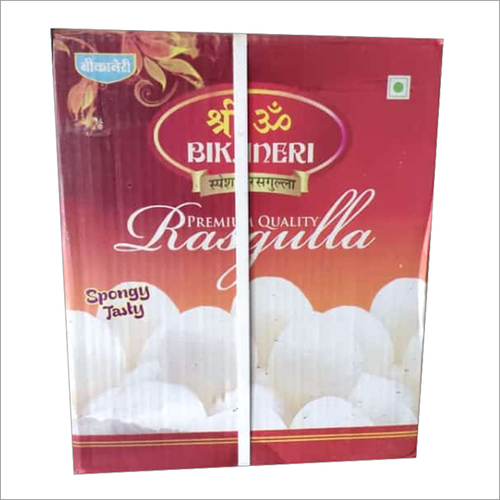 350 pcs Tin Pack Rasgulla