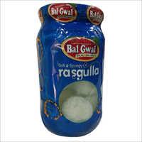 500 gms Glass Jar Rasgulla