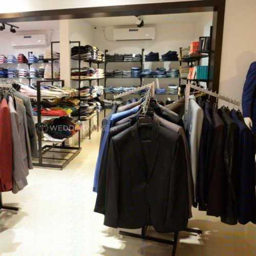 Garment dishplay rack