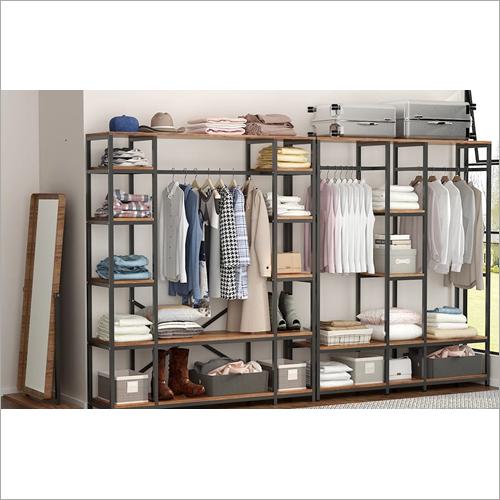 MS Wooden Display Rack