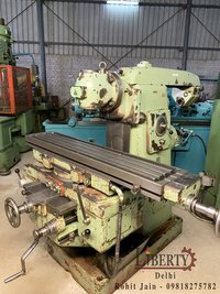 TOS-Olomouc FA3U Milling Machine