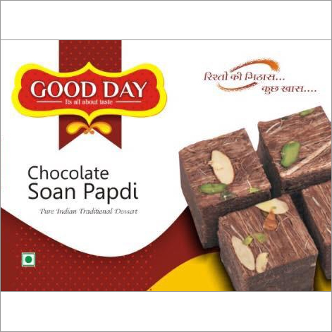 200 gms Chocolate Soan Papdi