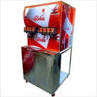 10 Flavor Soda Machine