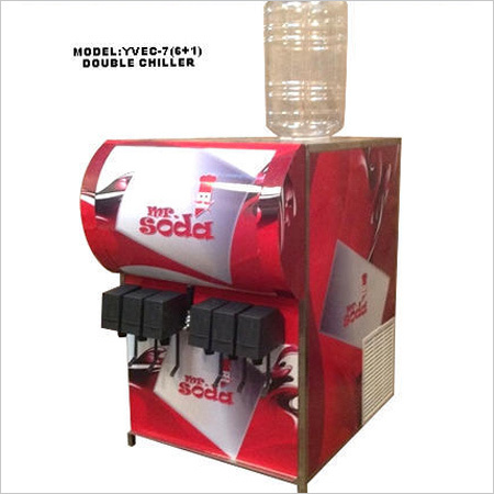 Soda Machine  New Premium Series