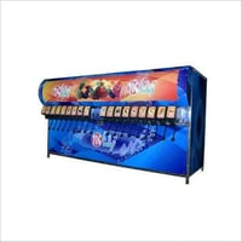 Split Type Soda Shop Machine