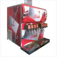 Soda Shop Dispenser