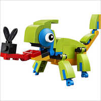 Chameleon Building Block Model Toy Set