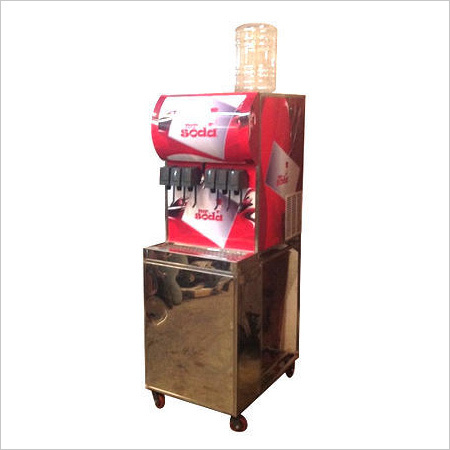 Post Mixed Type Beverage Dispensers  Double Chiller