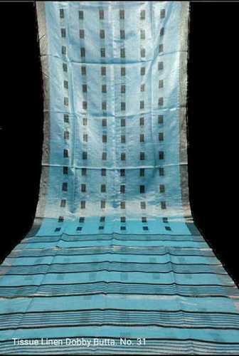 Tissue Linen Box Dobby Butta