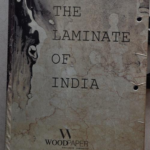 Wood Paper Laminate Sheet