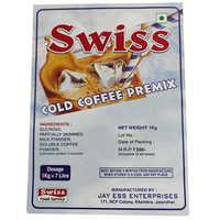 Swiss Cold Coffee