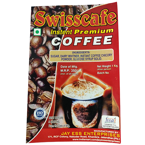 Swisscafe Instent Premium Coffee