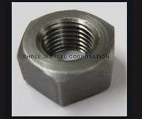 Mild Steel Nut