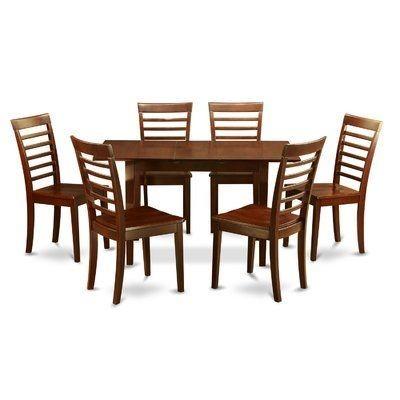 Wooden Dinning Set 6 Seat
