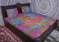 Indian Mandala Cotton Multicolour Duvet Cover