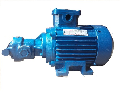 Motorised Gear Pump