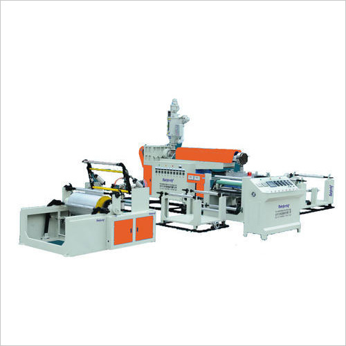 Automatic Extrusion Lamination Machine