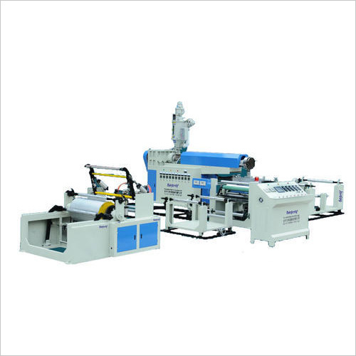 PP Woven Bag Lamination Machine