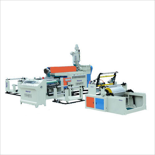 Woven Sack Lamination Machine