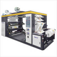 Roll to Roll Non Woven Printing Machine