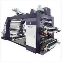 Four Color Flexo