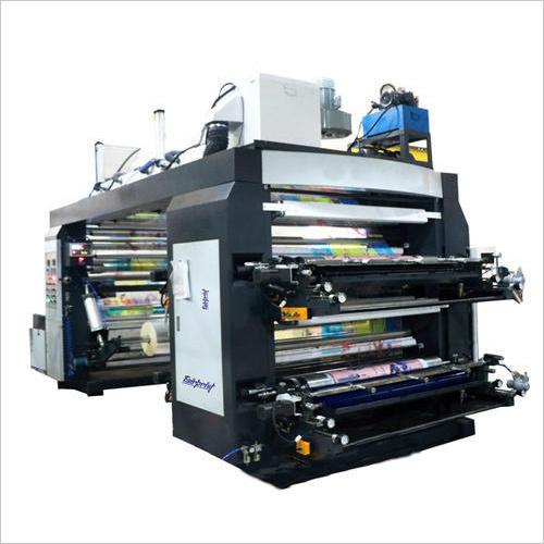 Four Color Flexo Printing Machine