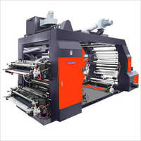 4 Color Flexo Printing Machine