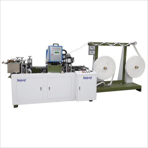 Automatic Paper Handle Loop Making Machine