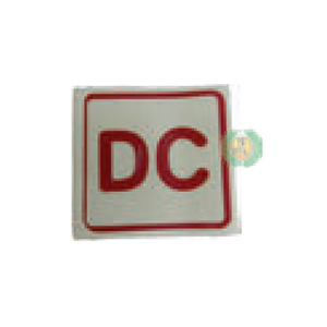 Sticker For DC