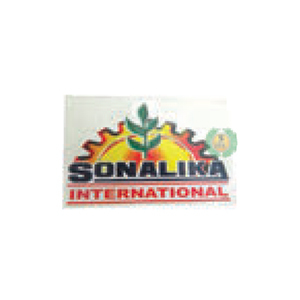 Sticker For Sonalika Logo